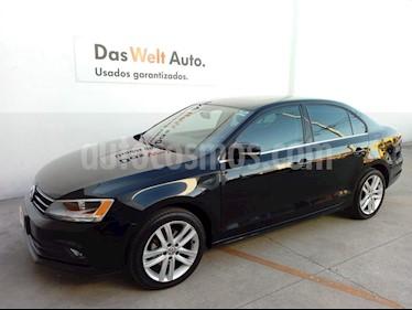 Volkswagen Jetta Sportline Tiptronic usado (2016) color Negro precio $260,000