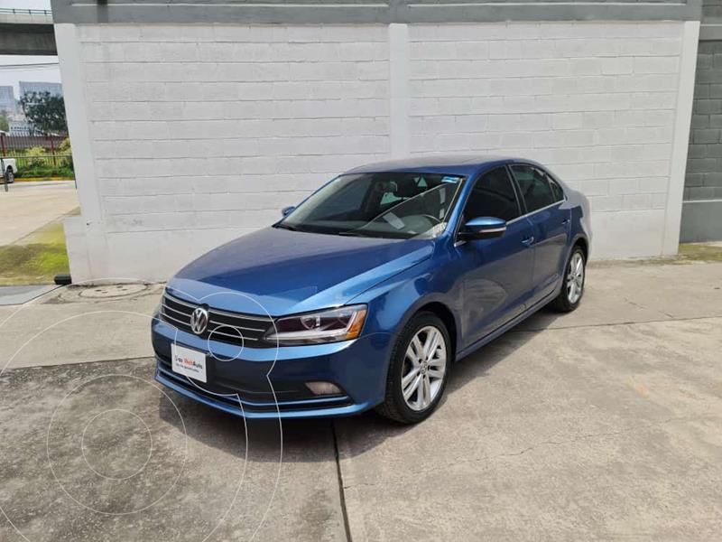 Foto Volkswagen Jetta Sportline usado (2017) color Azul precio $250,000