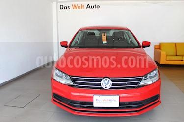 Volkswagen Jetta Trendline Tiptronic usado (2018) color Rojo precio $272,000