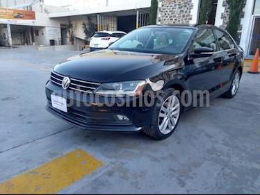 Volkswagen Jetta Sport Tiptronic usado (2018) color Negro Onix precio $295,000