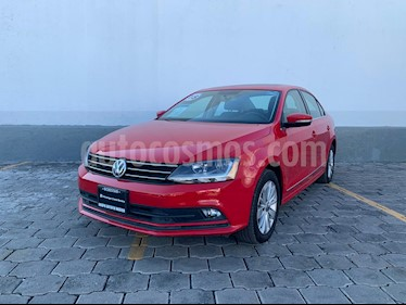 Volkswagen Jetta Comfortline Tiptronic usado (2018) color Rojo Tornado precio $259,990