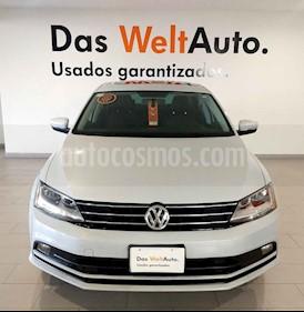 Foto Volkswagen Jetta Sportline Tiptronic usado (2018) color Blanco precio $289,000
