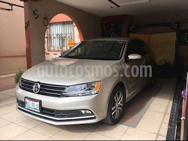 Volkswagen Jetta Trendline Tiptronic usado (2015) color Plata Reflex precio $185,000