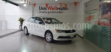 Volkswagen Jetta 2.0 Tiptronic usado (2018) color Blanco precio $209,000