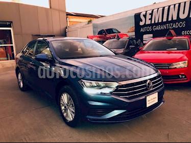Volkswagen Jetta 4p Comfortline L4/1.4/T Man usado (2019) color Azul precio $299,000