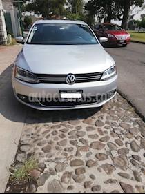 Volkswagen Jetta Sport Tiptronic NAV  usado (2013) color Plata precio $159,000