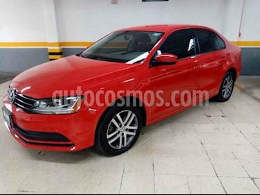 Foto Volkswagen Jetta Trendline usado (2018) color Rojo precio $255,000