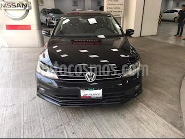 Volkswagen Jetta Comfortline usado (2017) color Negro precio $246,000