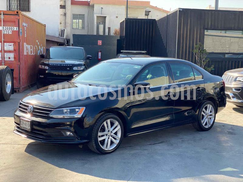 Volkswagen Jetta Sportline Tiptronic usado (2016) color Negro precio $209,800