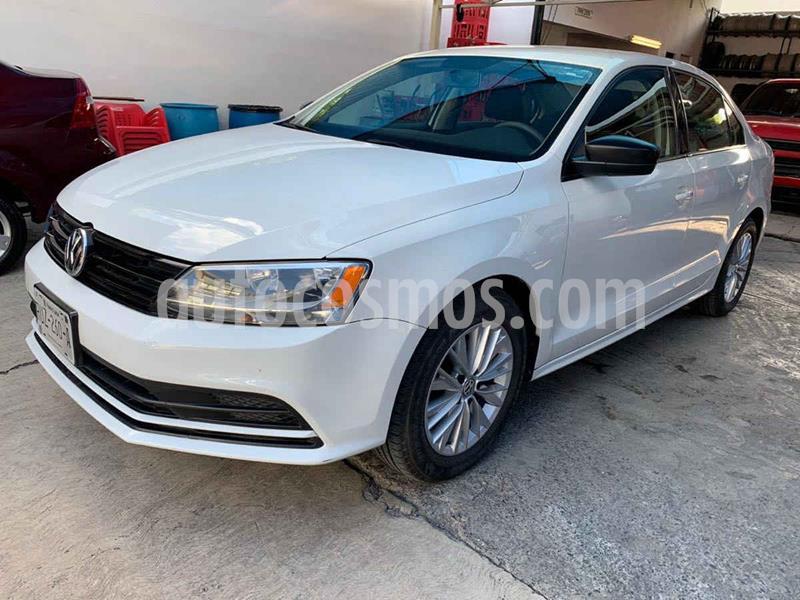 Volkswagen Jetta 2.0 Tiptronic usado (2017) color Blanco precio $199,900