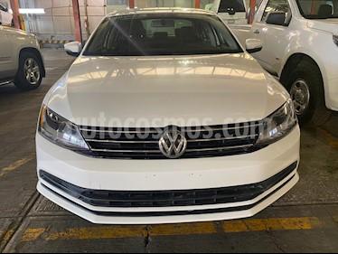 Volkswagen Jetta Trendline usado (2016) color Blanco precio $166,900