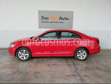 Foto Volkswagen Jetta Comfortline Tiptronic usado (2018) color Rojo precio $265,000