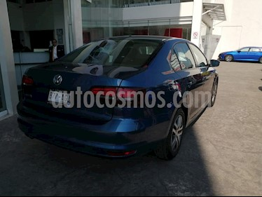 Volkswagen Jetta Style Active usado (2016) color Azul precio $185,000