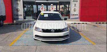 Volkswagen Jetta Fest Tiptronic usado (2018) color Blanco precio $215,000