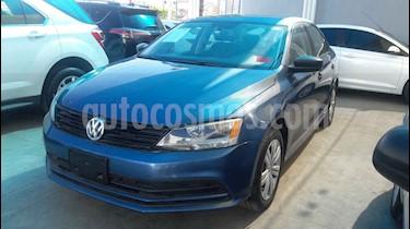 Volkswagen Jetta 4p L4/2.0 Aut usado (2018) color Azul precio $238,000