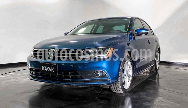 Volkswagen Jetta Sportline Tiptronic usado (2018) color Azul precio $294,999