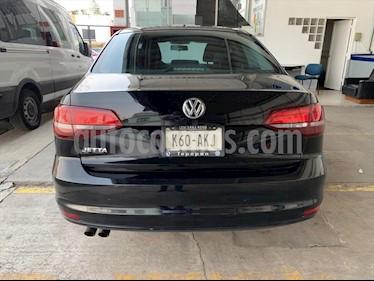 Volkswagen Jetta COMFORTLINE STD. BOLSAS AIRE DEL usado (2016) color Negro precio $192,000