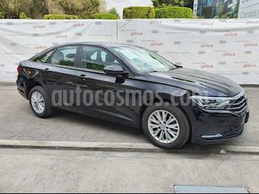 Volkswagen Jetta Comfortline usado (2019) color Negro precio $315,000