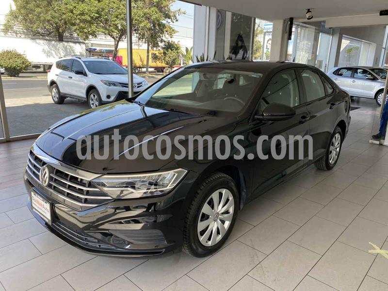 Volkswagen Jetta Trendline Tiptronic usado (2019) color Negro precio $285,000