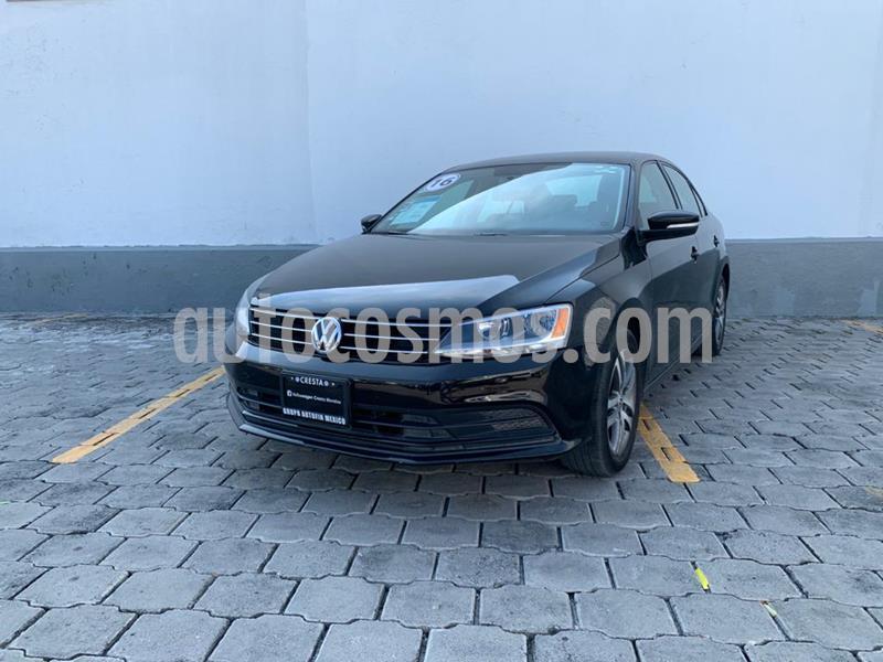 Volkswagen Jetta Trendline usado (2016) color Negro Onix precio $194,900