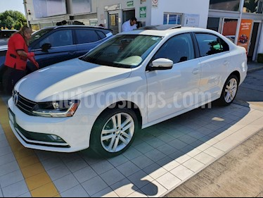 Volkswagen Jetta Sportline Tiptronic usado (2018) color Blanco precio $294,900