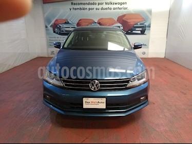 Volkswagen Jetta Comfortline Tiptronic usado (2018) color Azul precio $236,000