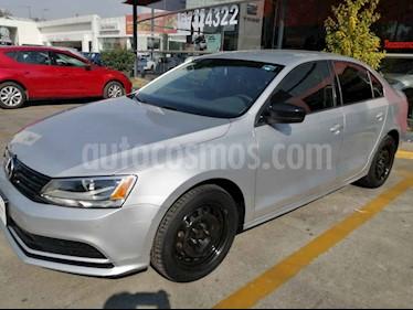 Volkswagen Jetta 4p L4/2.0 Aut usado (2016) color Plata precio $175,000