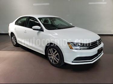 Volkswagen Jetta Trendline Tiptronic usado (2017) color Blanco precio $212,400