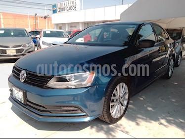 Volkswagen Jetta 2.0 usado (2018) color Azul precio $235,000