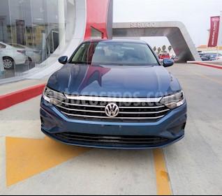 Volkswagen Jetta Comfortline usado (2019) color Azul precio $275,000