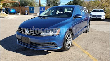 Volkswagen Jetta Trendline Tiptronic usado (2017) color Azul precio $174,900