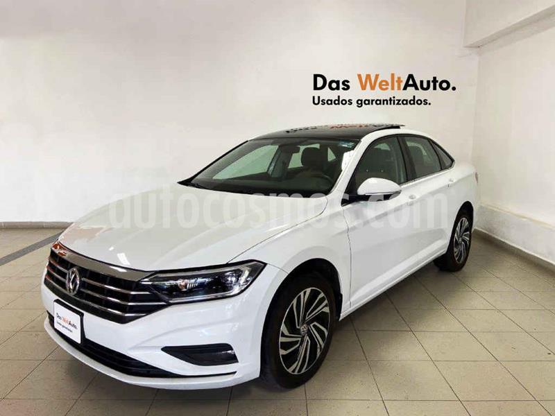 Volkswagen Jetta Highline Tiptronic usado (2019) color Blanco precio $359,238