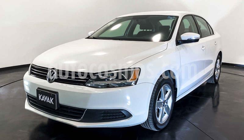 Volkswagen Jetta Style usado (2014) color Blanco precio $154,999