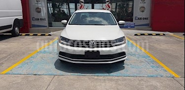 Volkswagen Jetta Trendline Tiptronic usado (2017) color Blanco precio $242,000