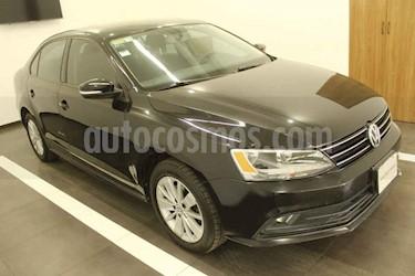 Volkswagen Jetta 4p Comfortline L5/2.5 Aut usado (2015) color Negro precio $169,000