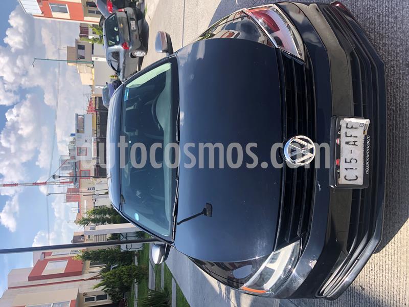 Volkswagen Jetta Live usado (2016) color Negro precio $170,000