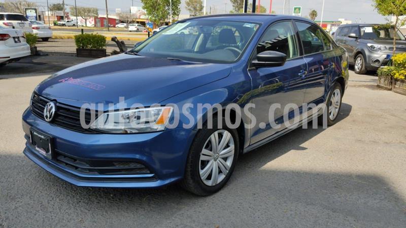 Volkswagen Jetta 2.0 Tiptronic usado (2018) color Azul precio $235,000