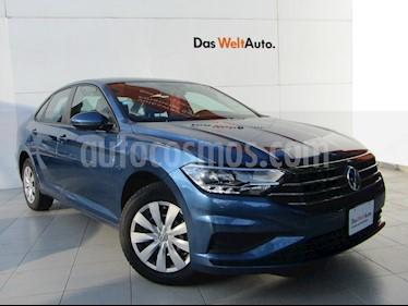 Volkswagen Jetta Trendline Tiptronic usado (2019) color Azul precio $298,000