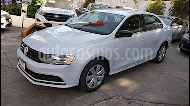 Volkswagen Jetta 4p L4/2.0 Aut usado (2018) color Blanco precio $228,000