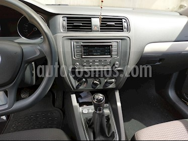Volkswagen Jetta Trendline usado (2015) color Negro Onix precio $147,500