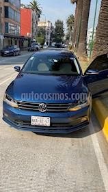 Volkswagen Jetta Sportline Tiptronic usado (2017) color Azul precio $220,000