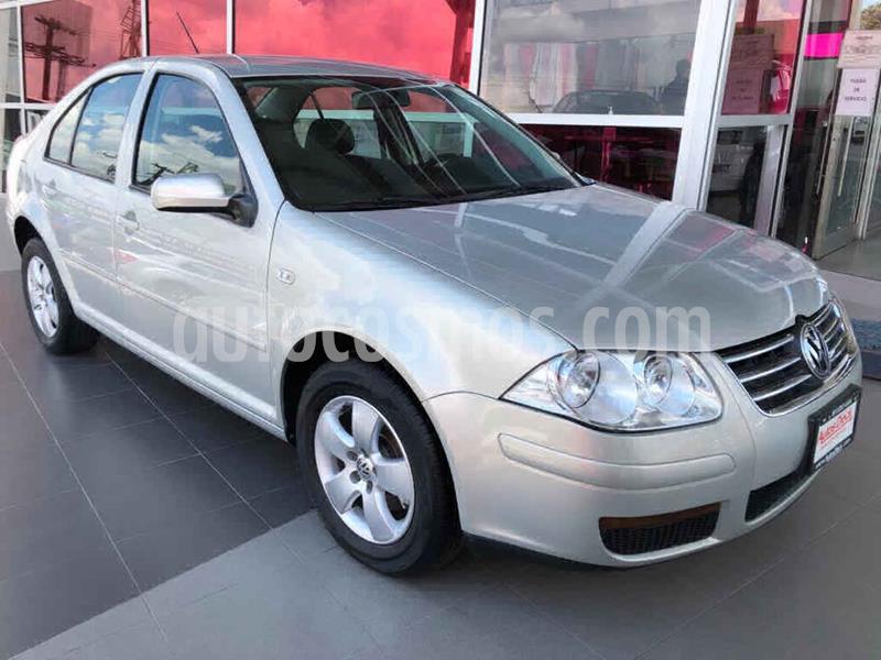 Volkswagen Jetta Europa 2.0 Ac Aut usado (2010) color Plata precio $105,000
