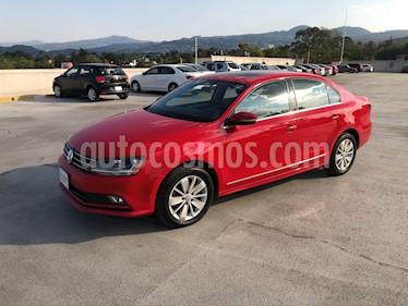 Volkswagen Jetta Comfortline Tiptronic usado (2018) color Rojo Tornado precio $255,000