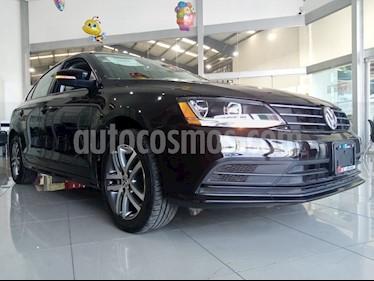 Volkswagen Jetta Trendline Tiptronic usado (2017) color Negro precio $249,000