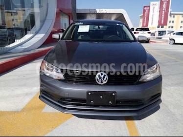 Foto Volkswagen Jetta Fest usado (2017) color Gris precio $215,000