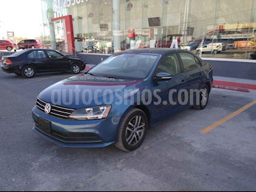 Volkswagen Jetta Trendline Tiptronic usado (2017) color Azul precio $235,000