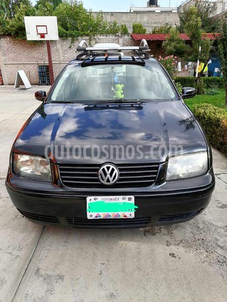 Volkswagen Jetta Europa 2.0 Ac usado (2002) color Negro precio $63,000