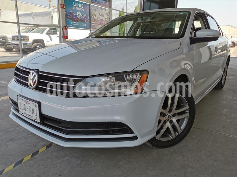 Foto Volkswagen Jetta Trendline usado (2017) color Blanco precio $255,000