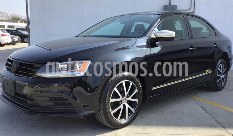 Volkswagen Jetta FEST STD usado (2017) color Negro precio $200,000