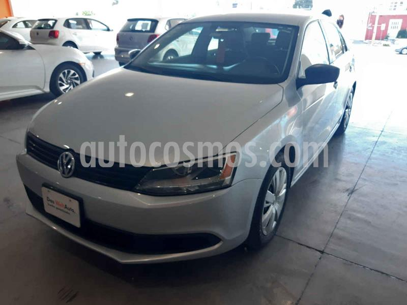 Volkswagen Jetta 2.0 Tiptronic usado (2014) color Plata precio $162,500